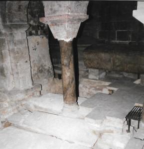 Bordeaux Eglise St -Seurin Crypte et Sarcophages