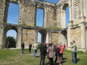Aquitaine Historique - Découverte du Château de la Mercerie