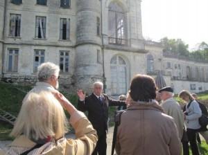 Aquitaine - Historique Visite Commentée Maire de Magnac-Lavalette