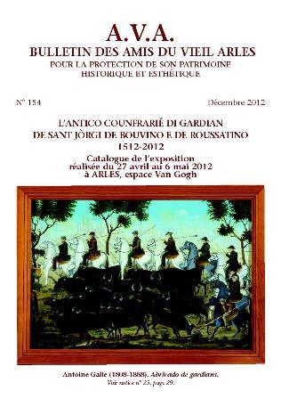 Arles - Bulletin N°154 500e Anniversaire Confrèrie des Gardians fig4